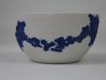 bol porcelaine bleu roi