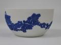 bol porcelaine bleu roi 2